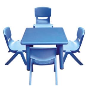 Bàn ghế nhựa mầm non