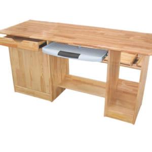 Bàn mầm non bằng gỗ thông