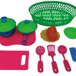 Bộ đồ bếp đồ chơi cho bé