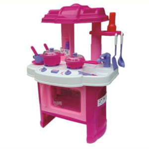 Bộ đồ chơi bếp 2 tầng