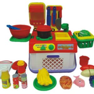 Bộ đồ chơi bếp ga to