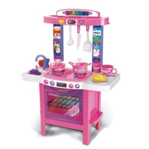 Bộ đồ chơi nấu ăn cho bé bằng nhựa