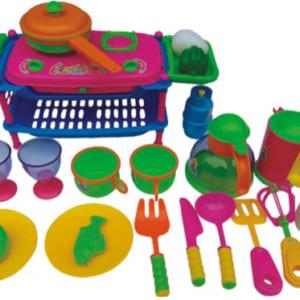 Bộ đồ chơi nấu bếp cho bé gái
