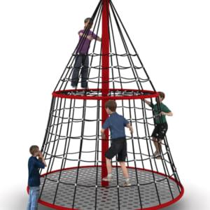 Bộ leo dây hình tháp