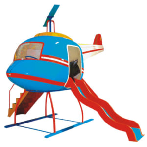 Cầu trượt máy bay