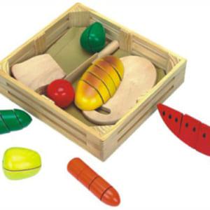 Đồ chơi trái cây bằng gỗ