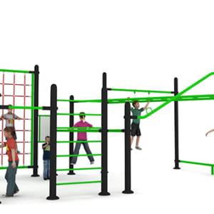 Đồ chơi vận động thể chất cho bé