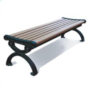 Ghế gỗ trong công viên
