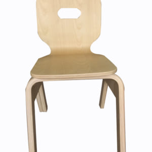 Ghế mầm non gỗ thông