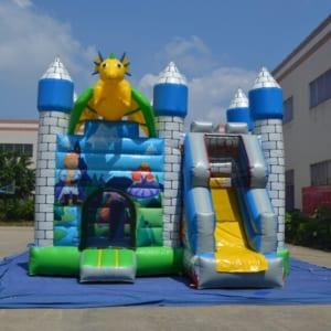 Lâu đài hơi dành cho trẻ