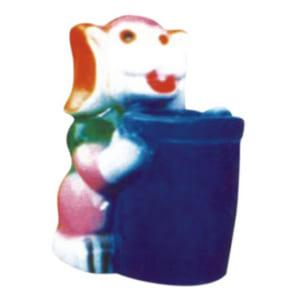 Thùng rác hình con chó