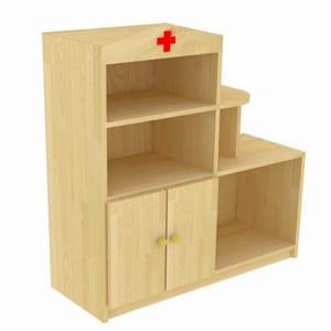 Tủ bác sĩ trẻ em