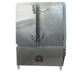 Tủ nấu cơm trường mầm non