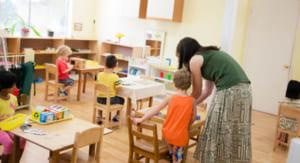 Vì sao lớ học Montessori phải là lớp học trộn độ tuổi 1