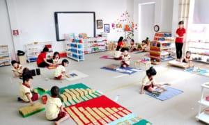 Vì sao lớ học Montessori phải là lớp học trộn độ tuổi 2