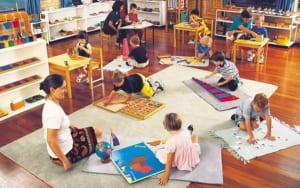 Vì sao lớ học Montessori phải là lớp học trộn độ tuổi