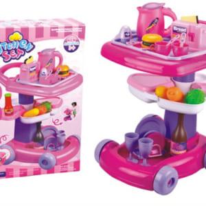 Xe đẩy đồ chơi cho bé