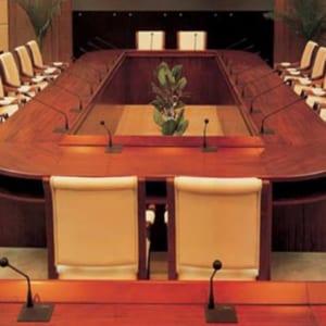 Bàn ghế phòng họp đại học