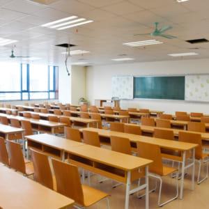Bàn ghế sinh viên rời