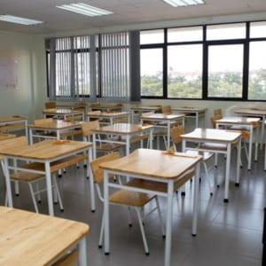 Bàn ghế trường học giá rẻ