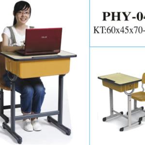 Bàn ghế học tập tại nhà