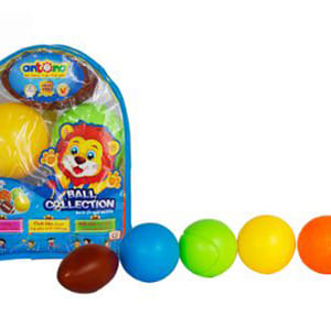 Bộ 5 bóng Ball Collection cho bé