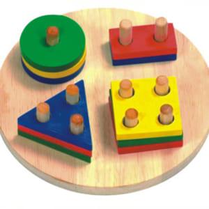 Cột 4 hình học