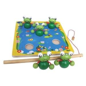 Đồ chơi gỗ câu ếch