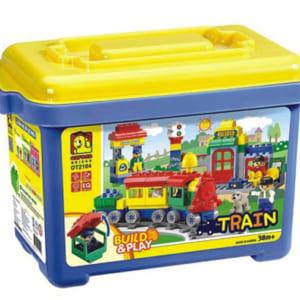Đồ chơi lắp ghép tàu hỏa