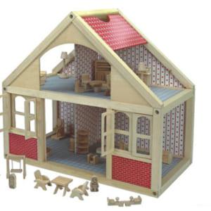 Đồ chơi mô hình ngôi nhà