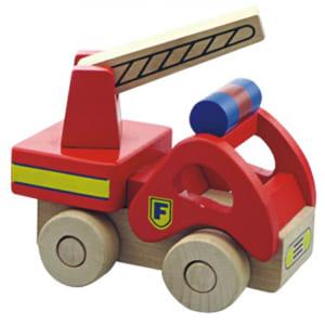 Đồ chơi phương tiện giao thông gỗ sơn