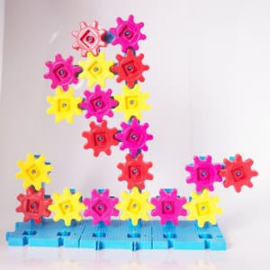 Đồ chơi ghép hình hoa