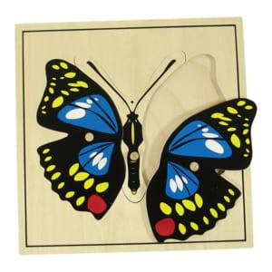 Ghép hình con bướm