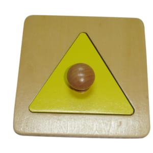 Ghép hình tam giác