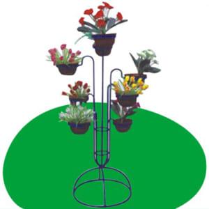 Giá góc thiên nhiên 7 bát hoa