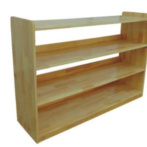Kệ gỗ thông 4 tầng