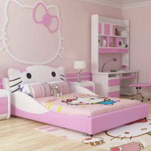 Giường cho bé gái
