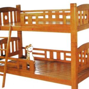 Giường gỗ cho bé