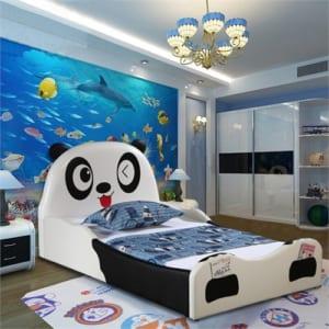Giường ngủ hình gấu panda