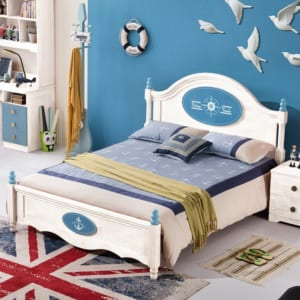 Giường ngủ phong cách thủy thủ