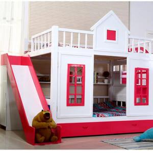 Giường ngủ hình ngôi nhà