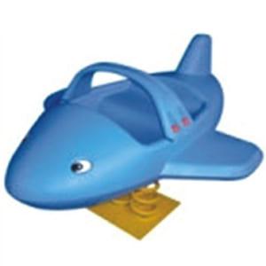 Nhún lò xo hình con cá mập