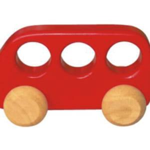 Ô tô gỗ cho bé