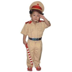 trang phục cảnh sát giao thông