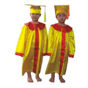 Trang phục tốt nghiệp mầm non