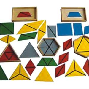 Trò chơi tam giác xây dựng