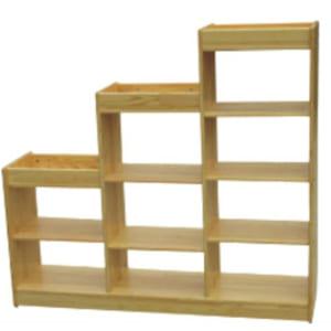 Tủ trưng bày đồ chơi 9 ngăn