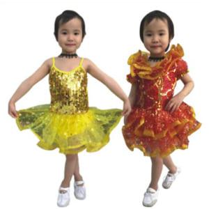 Váy múa bale cho bé