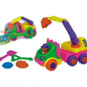 Xe xúc cát đồ chơi
