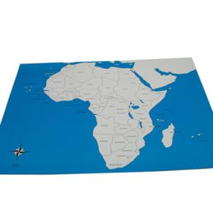 Bản đồ châu Phi
